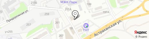 Управление по надзору за техническим состоянием самоходных машин и других видов техники Тамбовского района на карте Строителя