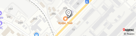 Ктранс на карте Тамбова