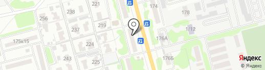 Юлмарт на карте Тамбова