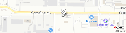 ЭКО на карте Тамбова