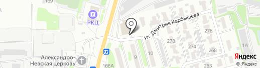 ASZI Group на карте Тамбова