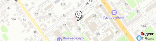 Нотариус Шкрыгунова Н.Ю. на карте Тамбова