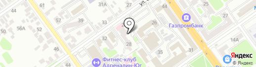 Нотариус Энговатова Г.Н. на карте Тамбова