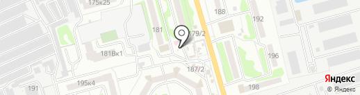ЗдравСити на карте Тамбова