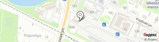 Юго-Восточная дирекция по управлению терминально-складским комплексом на карте Тамбова