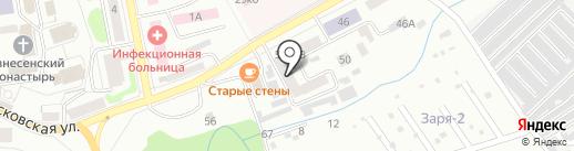 de-studio на карте Тамбова