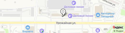 БелАгро на карте Тамбова