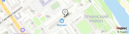 Центр амбулаторной хирургии и эстетической флебологии на карте Тамбова