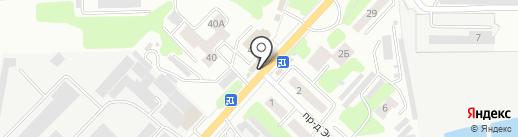 Правильная корзинка на карте Тамбова