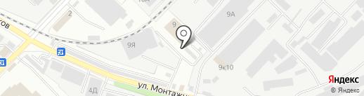 Юлис Плюс на карте Тамбова