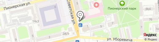 Moto-benzo-velo.ru на карте Тамбова