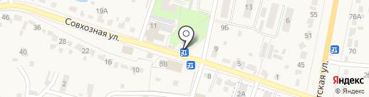 Kitmoney на карте Красненькой