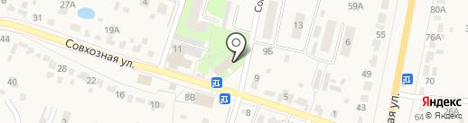 Участковый пункт полиции №24 на карте Красненькой