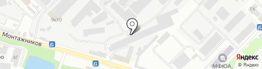 Новый дом на карте Тамбова