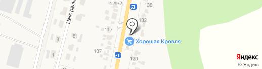 Шиномонтажная мастерская грузовых и легковых автомобилей на карте Донского