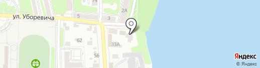 Прокуратура Ленинского района г. Тамбова на карте Тамбова