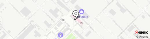 Монтаж-Сервис №1 на карте Тамбова