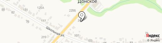 Прохлада на карте Донского