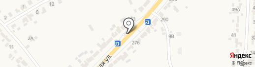 Продовольственный магазин на карте Донского