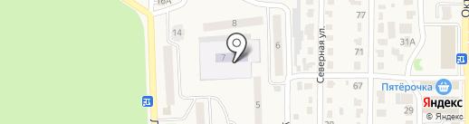 Детский сад №15 на карте Котовска