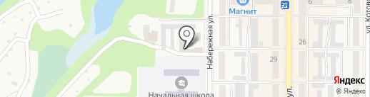 Мировые судьи г. Котовска на карте Котовска