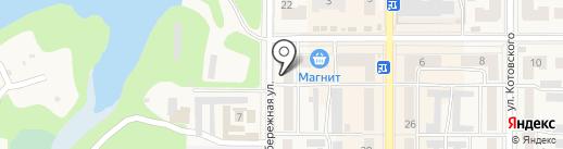 Престиж на карте Котовска