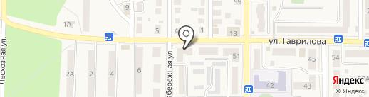 Доверие на карте Котовска