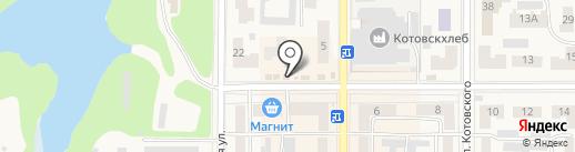 Изюминка на карте Котовска