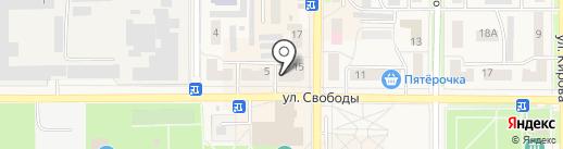 Центрофинанс Групп на карте Котовска