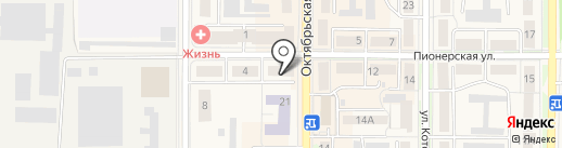 Билайн на карте Котовска