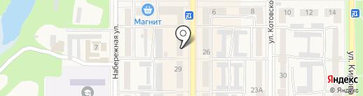 Секонд-хенд на карте Котовска