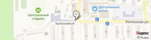 Продовольственный магазин на карте Котовска