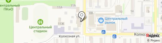 1xBet на карте Котовска