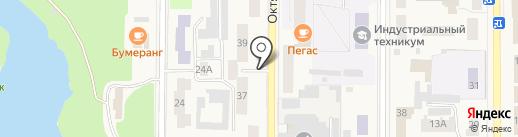 Ремонтно-сервисный центр на карте Котовска