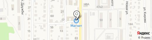 Магнит на карте Котовска