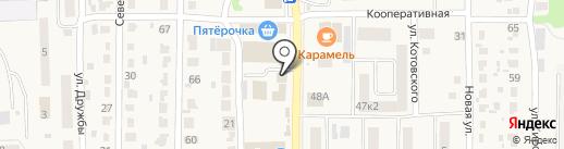 Массажный кабинет на карте Котовска