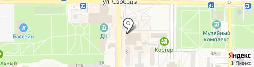 Компания по оказанию бухгалтерских услуг на карте Котовска