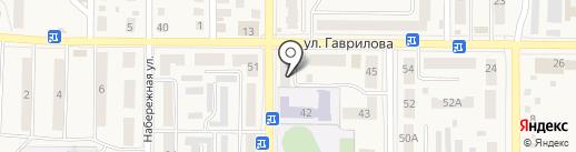 Вдохновение на карте Котовска