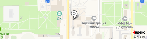 Concept print на карте Котовска
