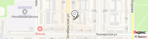 Наша мебель на карте Котовска