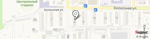 Милена на карте Котовска