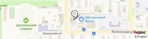 Очарование на карте Котовска