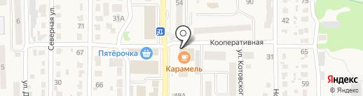 Qiwi на карте Котовска