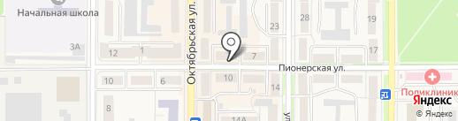 НЕФЕРТИТИ на карте Котовска