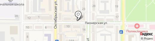 Карапуз на карте Котовска