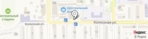 МТС на карте Котовска