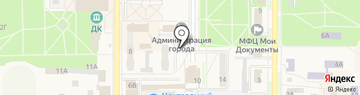 Центр занятости населения №1, ГКУ на карте Котовска