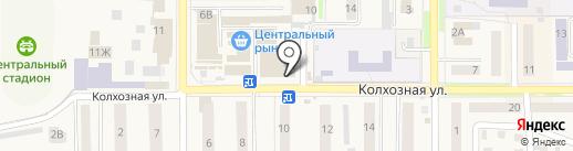Alivewater на карте Котовска