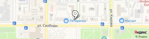 СушиРезко на карте Котовска