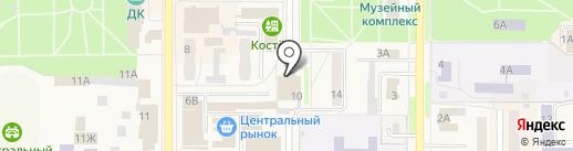 Почта Банк, ПАО на карте Котовска